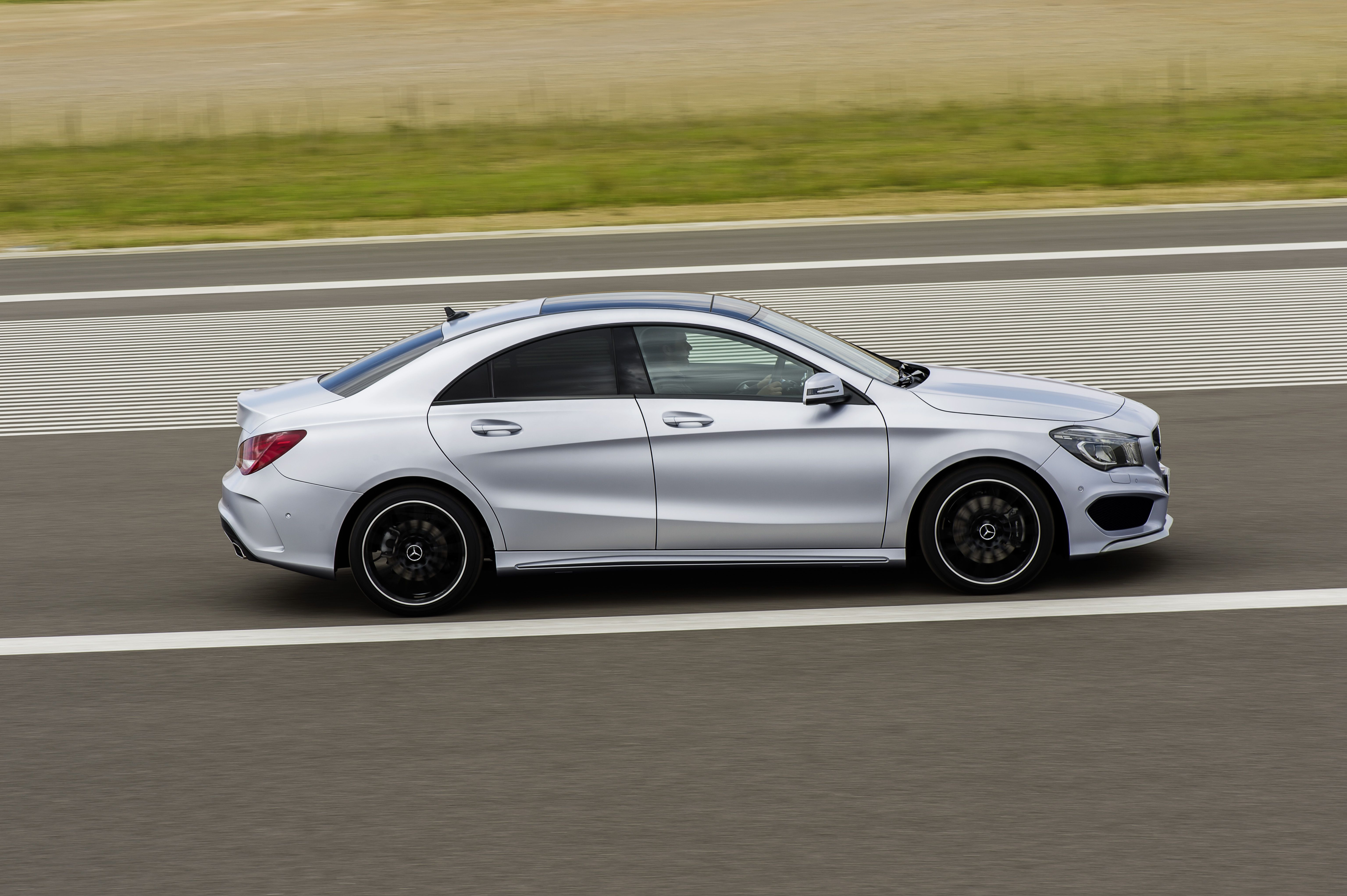 The All New 2014 Cla250 With Optional Sport Package Learn More