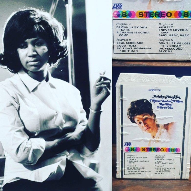 8 Track Respect With Sweet Southern Soul For Soul From The Queen
