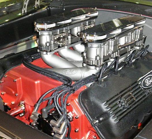 427 sohc engines. Black Bedroom Furniture Sets. Home Design Ideas