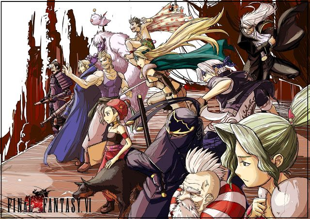 Final fantasy vi pc download