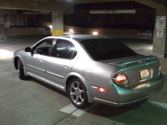 2003 Nissan Maxima SE   One Of My Current Cars Purchased To Run Around In  Arizona
