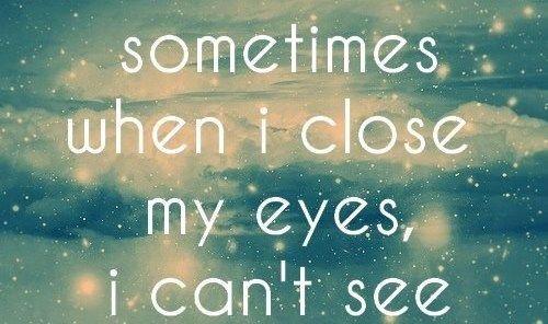 Ik zie, ik zie, wat jij niet ziet...