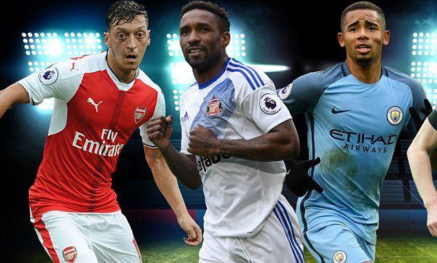 Arsenal v Sunderland c37175265e09b