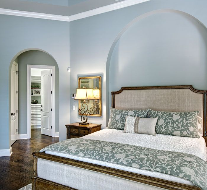 Bedroom interior design by Southern Showcase | Bedroom ...