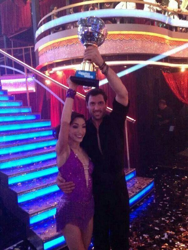 Maks & Meryl win Dancing with the Stars