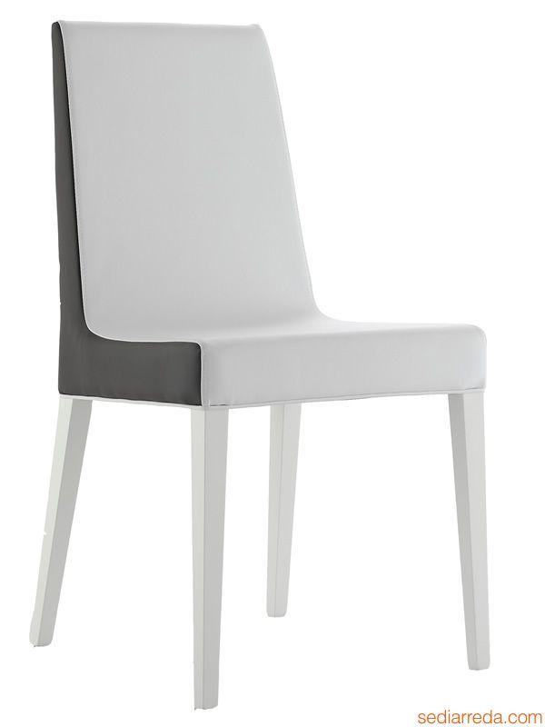 MU59 | Sedia in legno bicolore | Chairs | Pinterest | Cucina