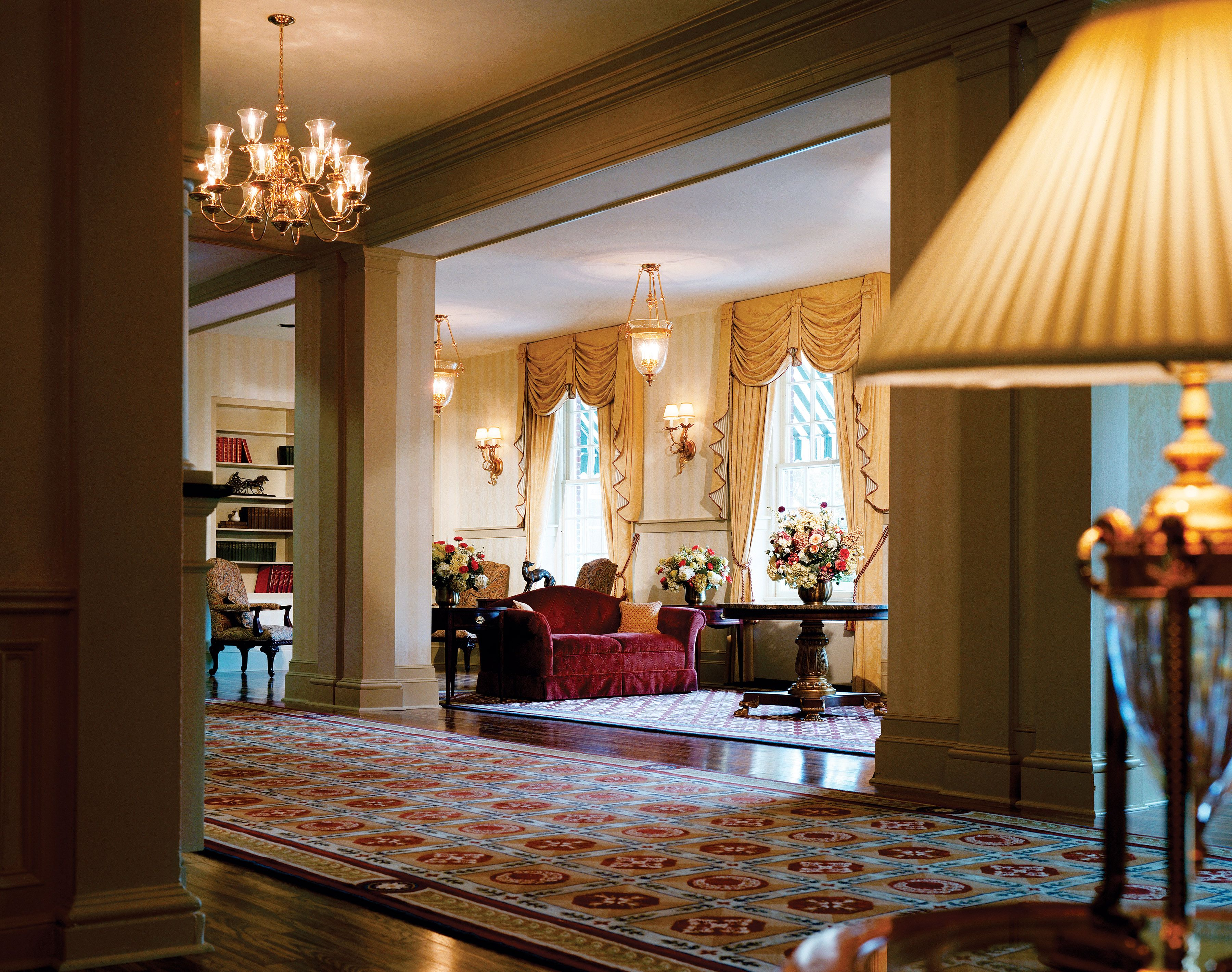 Lobby Of Hotel Viking Hotel Viking Is A Historic Hotel Located In