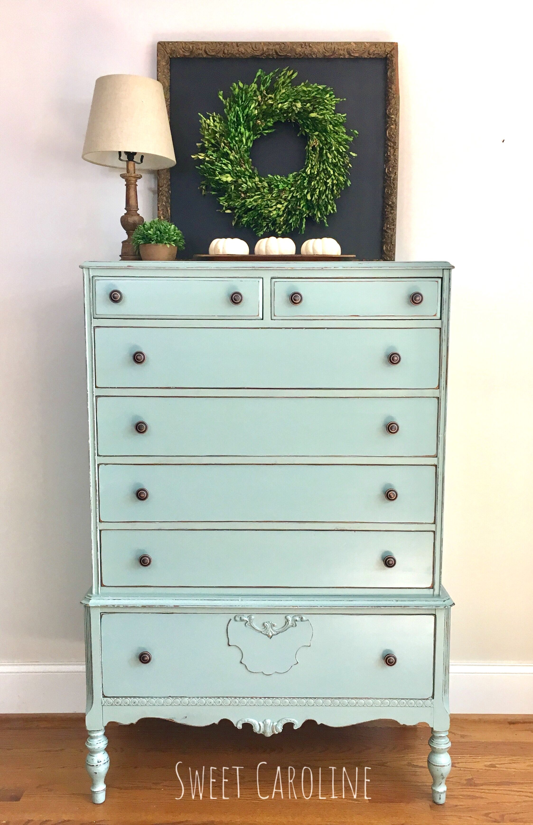 Available Painted Blue Shabby Tall Dresser By Etsy Bedroom Dressers Cheap Dresser Furniture [ 3476 x 2246 Pixel ]