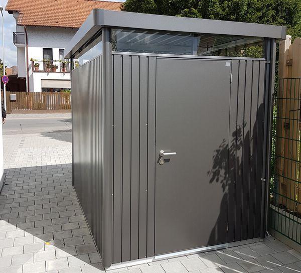Biohort geraetehaus highline Biohort, Außengestaltung, Haus