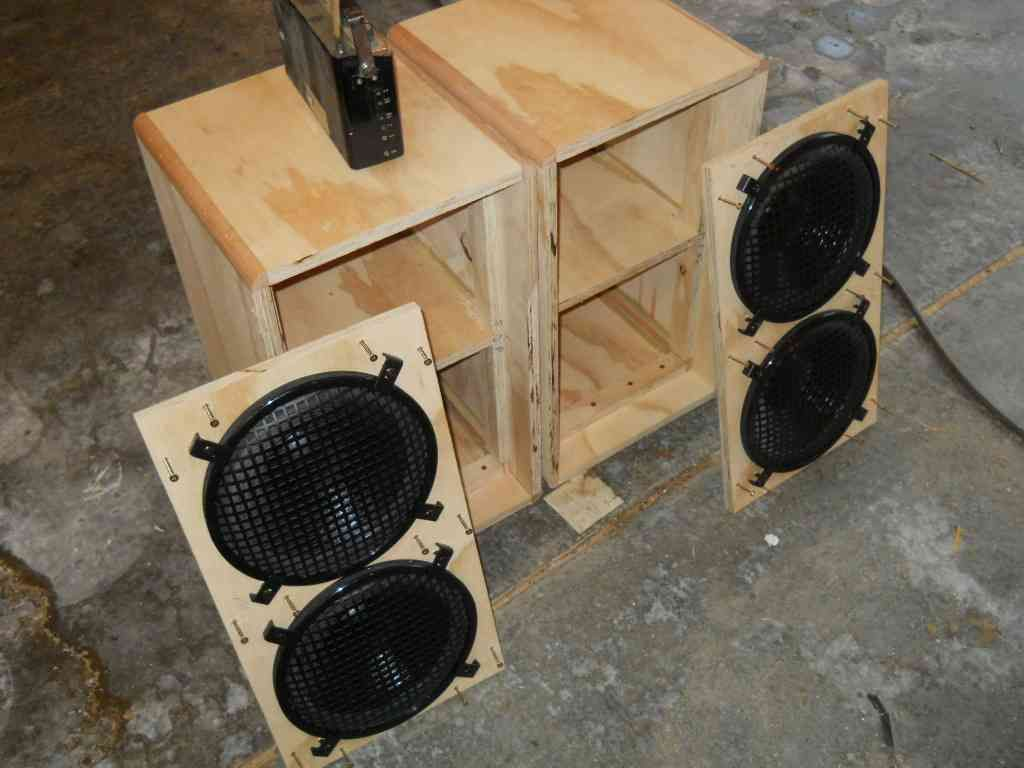 Speaker Box Designs 2x10 | Guitar Speaker Cabinets | Pinterest ...