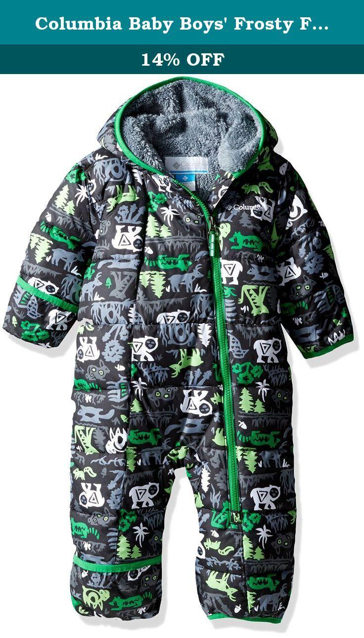 9917e4ecf Columbia Baby Boys  Frosty Freeze Bunting