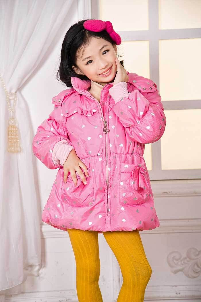 Aliexpress.com : Buy New Free Shipping Girls Down Jackets 100 ...