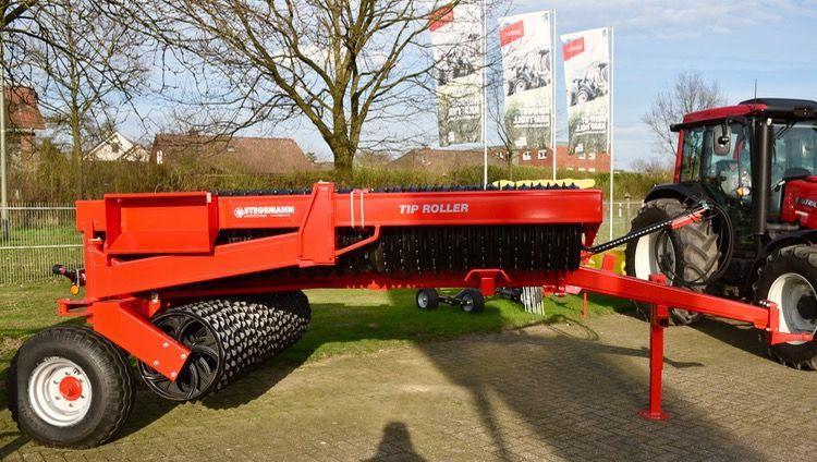 He Va Tip Roller 820 Neumaschine Stegemann Landtechnik Landmaschinen Gartentechnik Munster