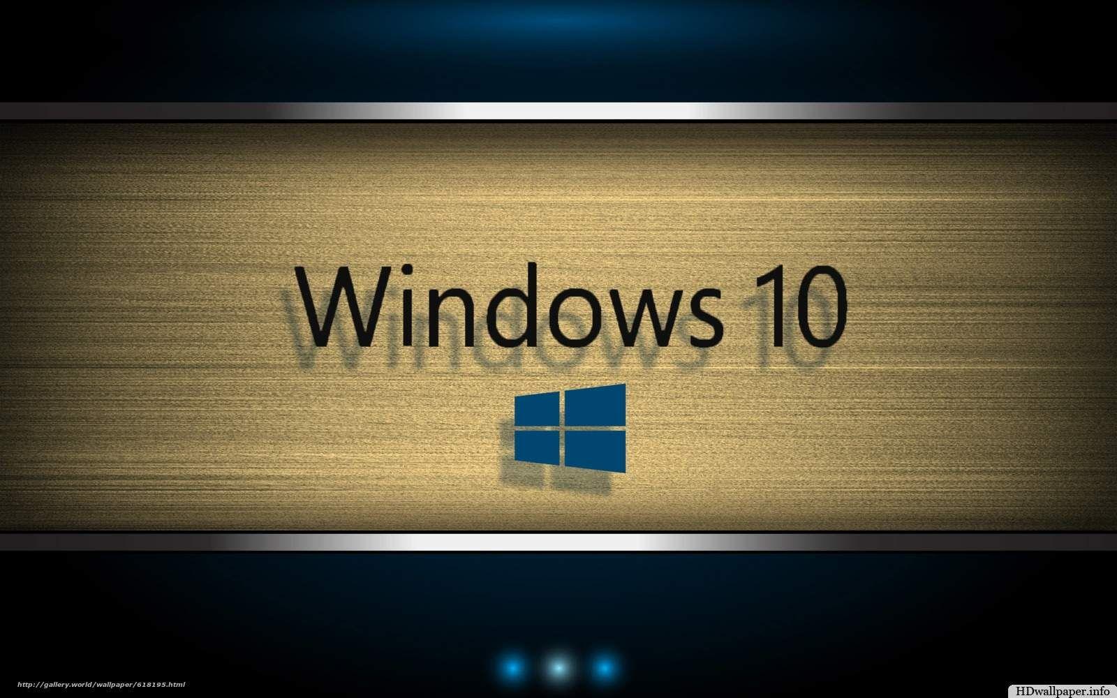 Baixar Wallpaper Windows 10, Papel De Parede, Papel De