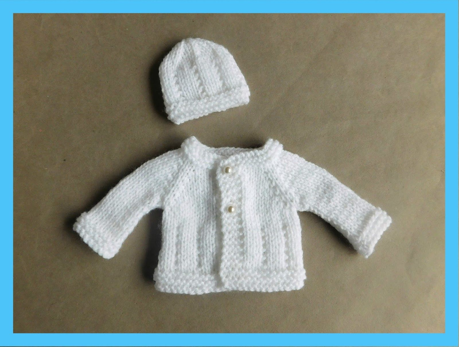 Mariannas lazy daisy days knitting and crochet beauty jack jill baby jacket extra small chest short or long sleeves jack jill baby jacket extra small chest bankloansurffo Images