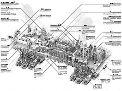 Walking City Axon Diagram Cool Tech Pieces Pinterest Walking