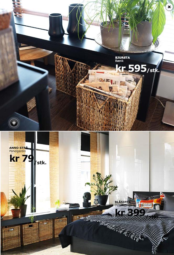 IKEA bedroom storage... Bench at bottom of bed? | Men's ...