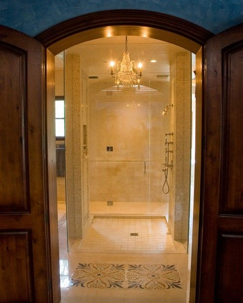 Prelude To A Shower Master Bathroom Shower Bathroom Tile Designs Bathroom Shower Design