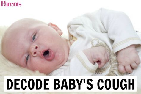 If your baby is constantly coughing, you're going to want ...