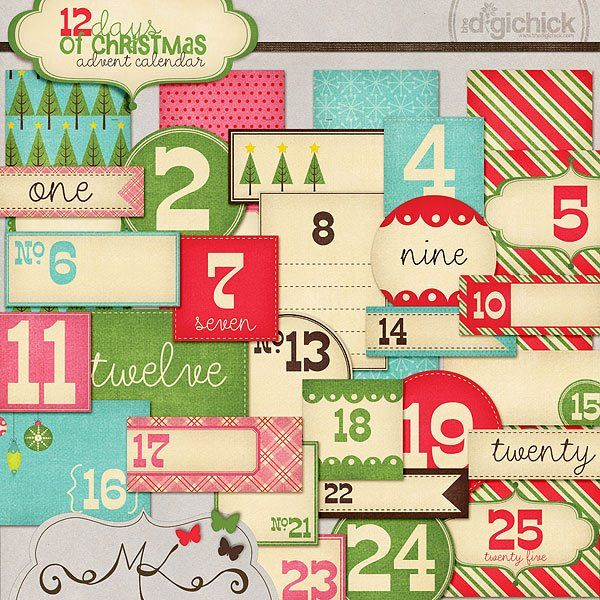 12days Of Christmas Advent Christmas Advent Advent Calendar Christmas Countdown