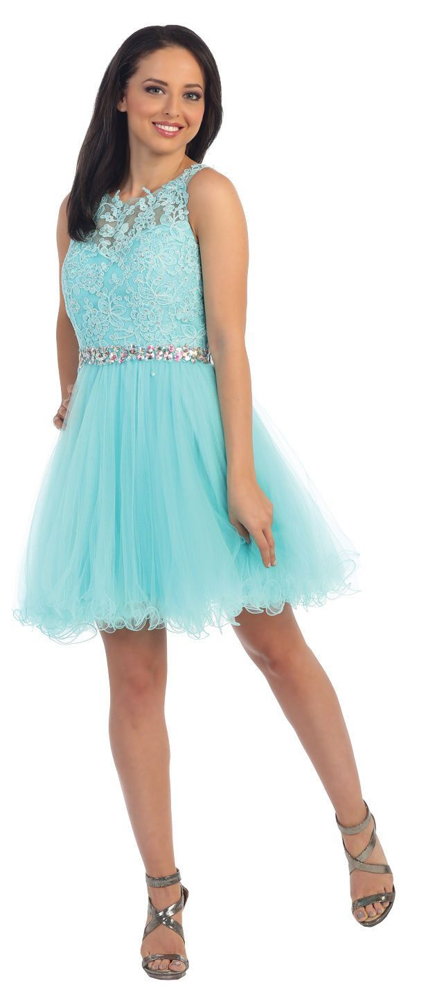 Short Lace Prom Sleeveless Homecoming Sexy Mini Dress | Products ...