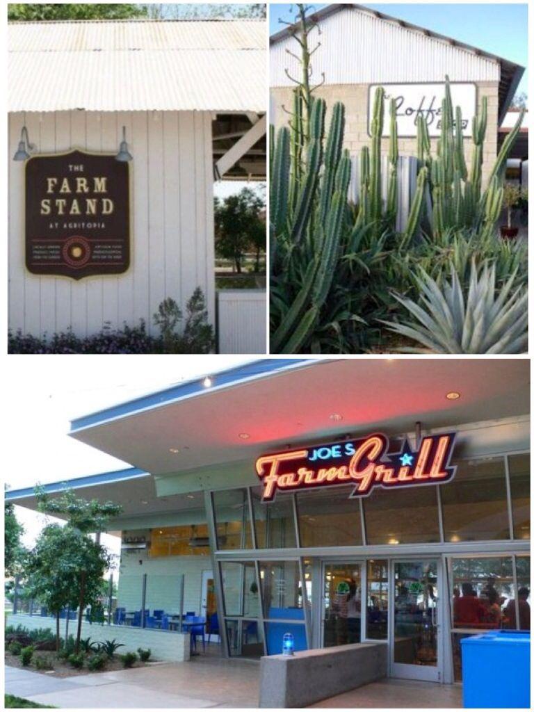 Agritopia Located In Gilbert Az Organic Farm Stand The Coffee Shop Http Www Thecoffeeshopaz Com And Joe S Farm Gri Favorite Places Us Arizona Farm Stand