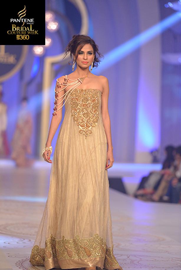 Awesome best wedding dress designers 5 latest for Pakistani designer wedding dresses
