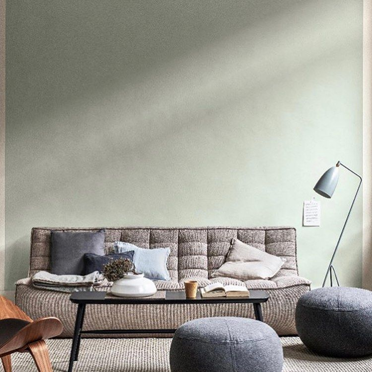 H O M E B A B Y On Instagram Dulux Colour Of The Year 2020 Announced As Tranquil Dawn It S A Soft Green Hue With T Dulux Colour Dulux Color Of The Year