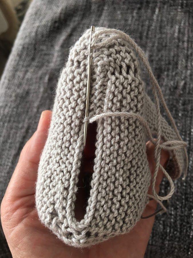 Ideas que mejoran tu vida Zapatos Tejidos Para Bebe 654ef998aecc