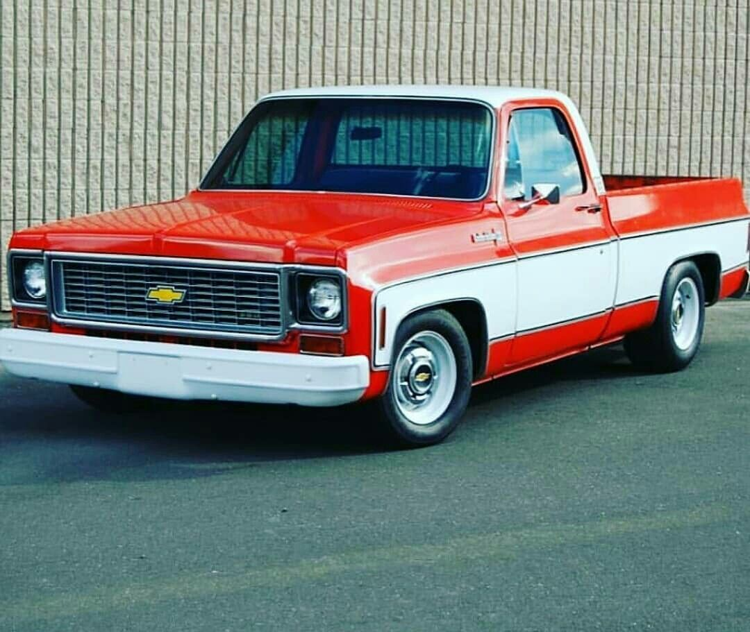 Pin By William Sanders On 73 87 Chevy Trucks With Images