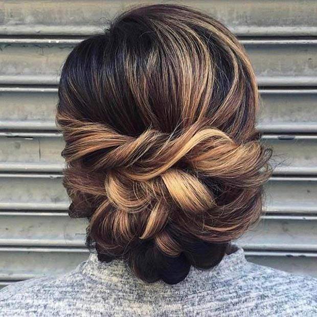 21 Beautiful Hair Style Ideas For Prom Night Cute Hair Styles