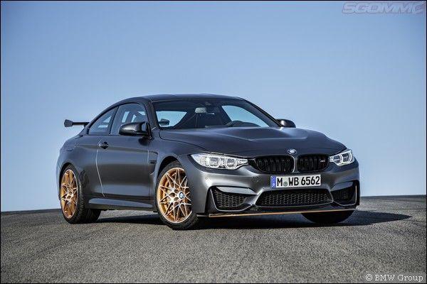 Mostruosa BMW M4 GTS: 500 CV e soli 700 esemplari