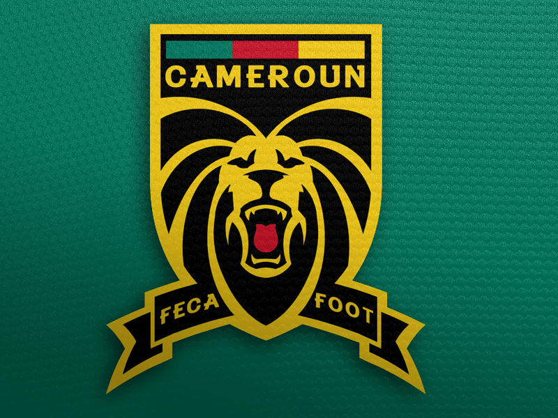 Cameroon National Football Team Teams Background 2