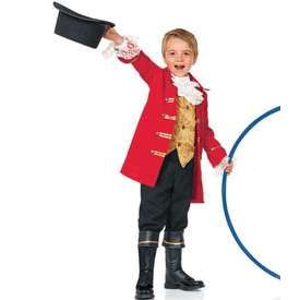Best prices on Child circus ringmaster costume in Kids' Costumes online. Visit Bizrate to find the best deals on top brands. Read reviews on Toys & Games merchants and buy with confidence.