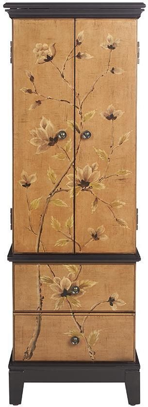 Lotus Jewelry Armoire