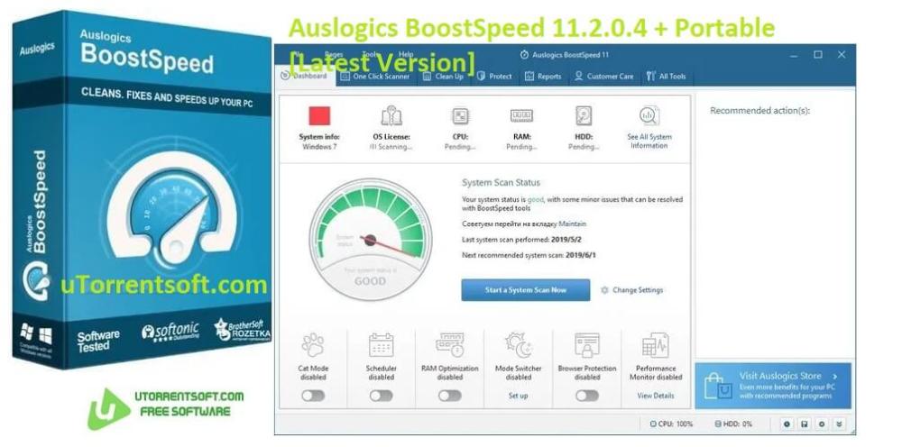 Contents List Show Auslogics Boostspeed Features Of Auslogics Boostspeed 11 Full Auslogics Boostspeed 10 Downl System Restore Speed Up Computer Internet Speed