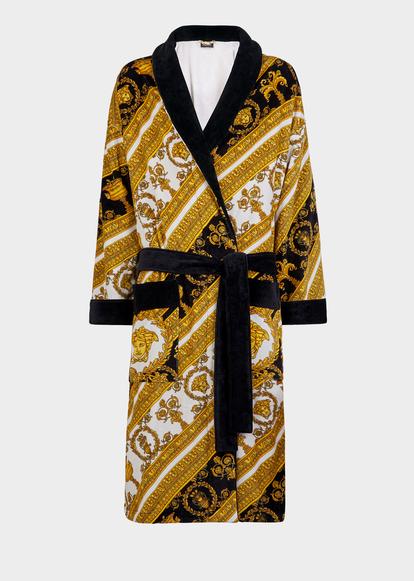 good texture shop for original professional I ♡ Baroque Terry Cloth Bathrobe - Home Collection | US ...