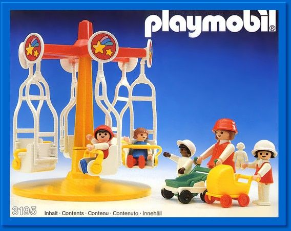 Collectobil Catalogue Playmobil Item 3195