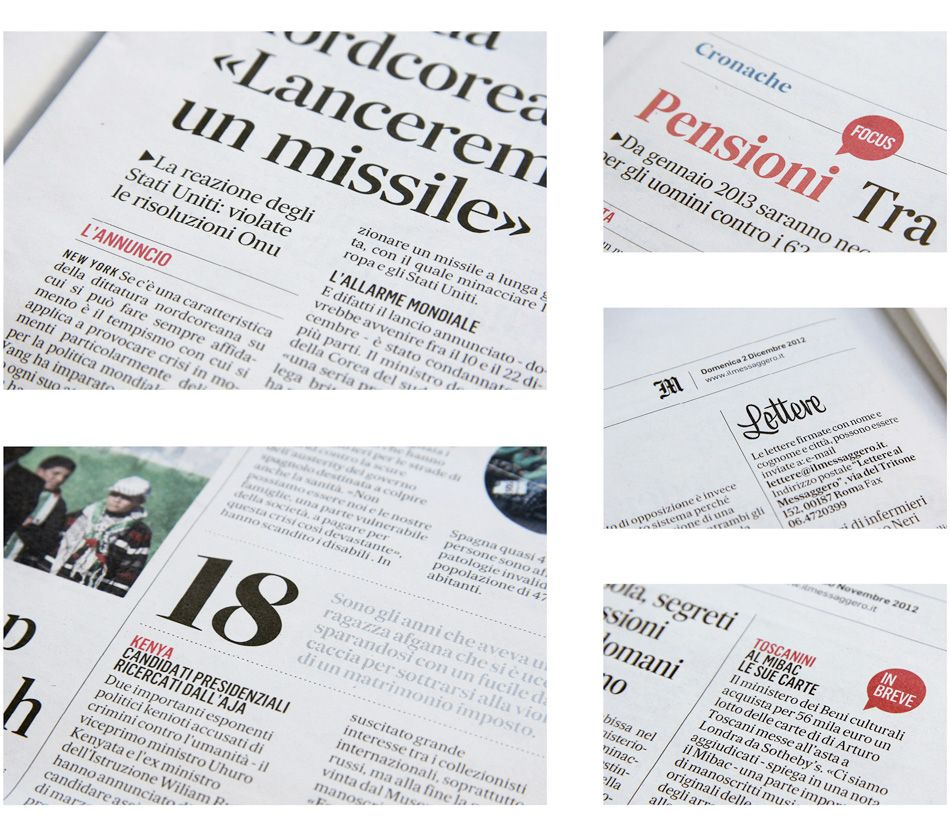 Il Messaggero : Sergio Juan Design Office