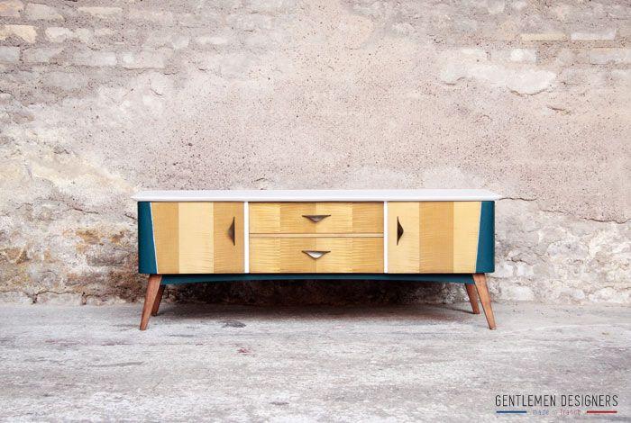 Produits Gentlemen Designers Mobilier Vintage Made In France Mobilier Mobilier De Salon Decoration Vintage