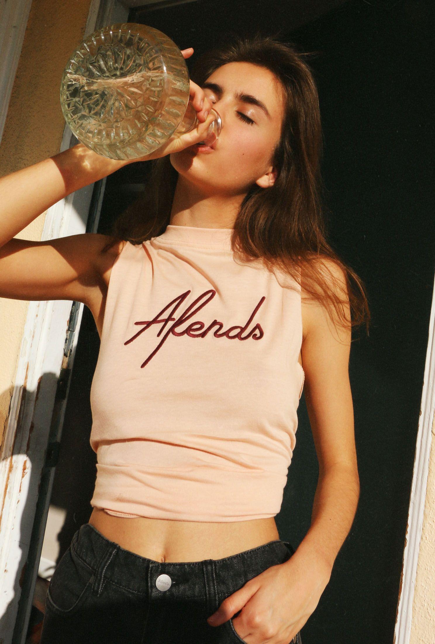 345f190c #afends #virgingoldcult #alexleeaillon #losangeles #byronbay #sweater  #denim #shorts #model #autumn #2018 #photoshoot #crewneck #sweater #stripe  #california ...