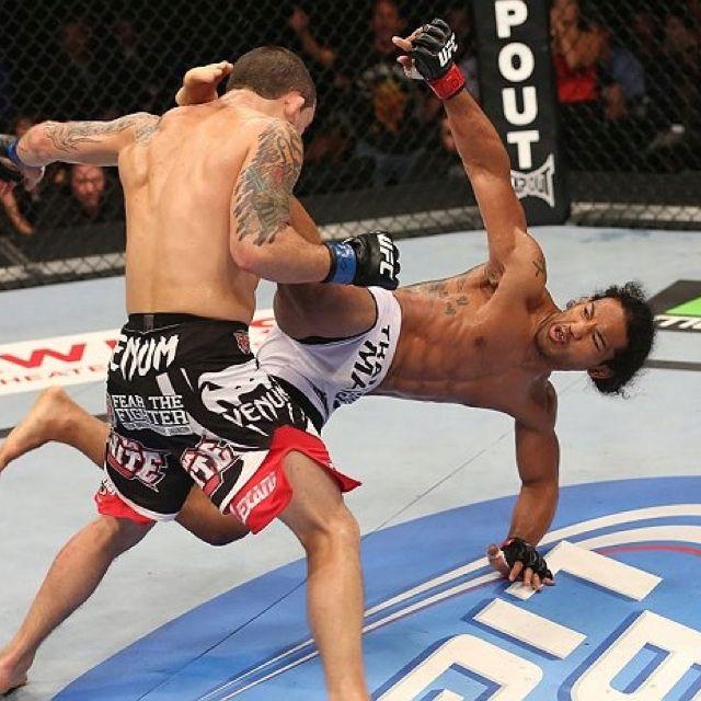 Benson Henderson Vs Frankie Edgar 2 #UFC