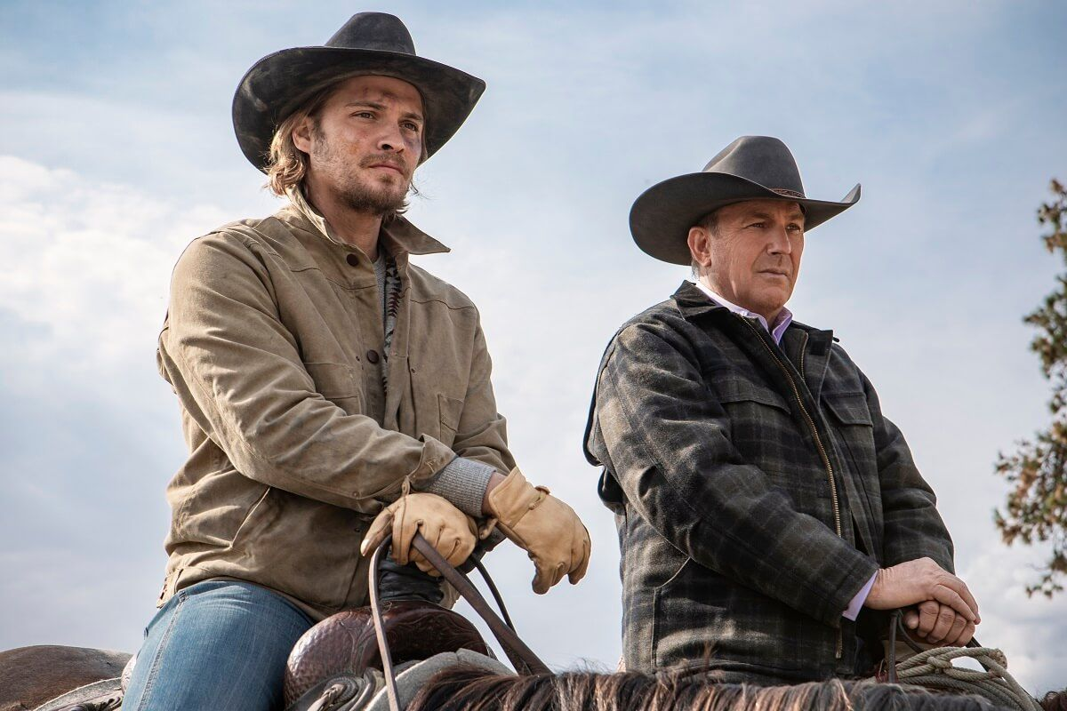 Yellowstone Season 2 Episode 3 Recap The Reek Of Desperation Yellowstone Luke Grimes Yellowstone Series