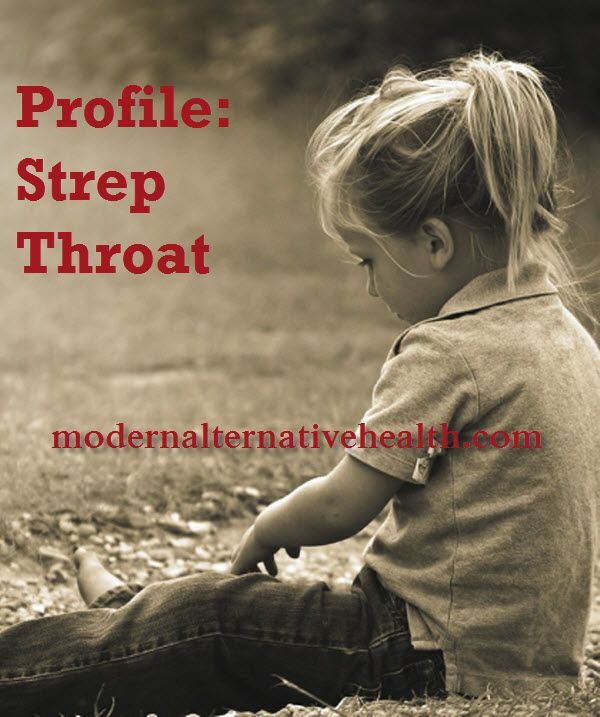 Many moms worry about strep throat. Here's what you need to know about it, how to treat at home, and how to prevent it naturally.