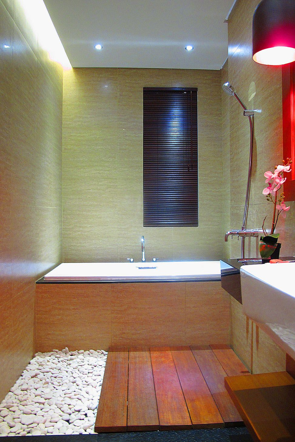 Bathroom Design By Casa Dekora Located At Vimala Hills Agung  # Muebles Dekora Oaxaca