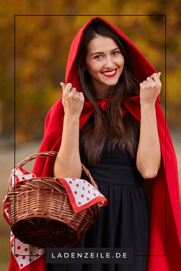 Rotkappchen Fanartikel In 2020 Fasching Kostume Damen Faschingskostum Damen Karneval Kostum Damen