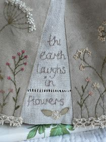 gentlework: The earth laughs in flowers..