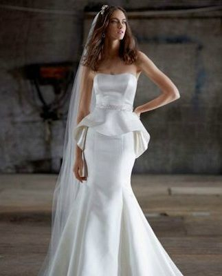 Popular  Wedding Dress Trends For According To The Today Show