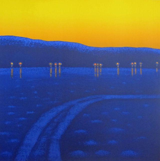 The Light Awaits by Eva Harr (Lyset venter)