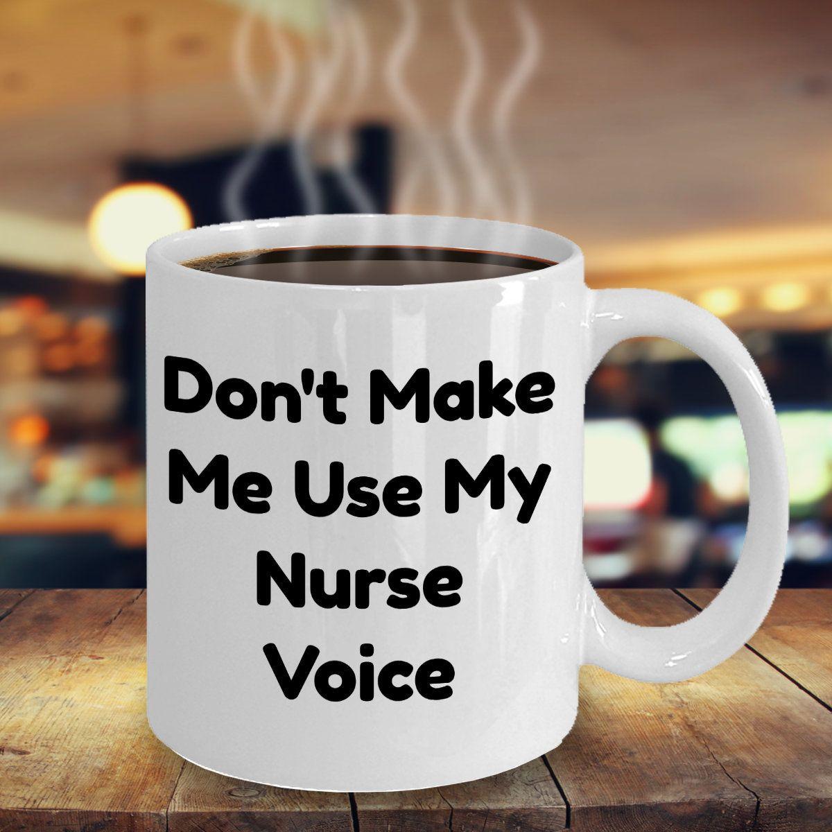 Funny nurse gift nurse coffee mug nurse appreciation